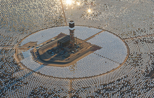 The seventh and eighth stage of the brief history of solar energy utilization